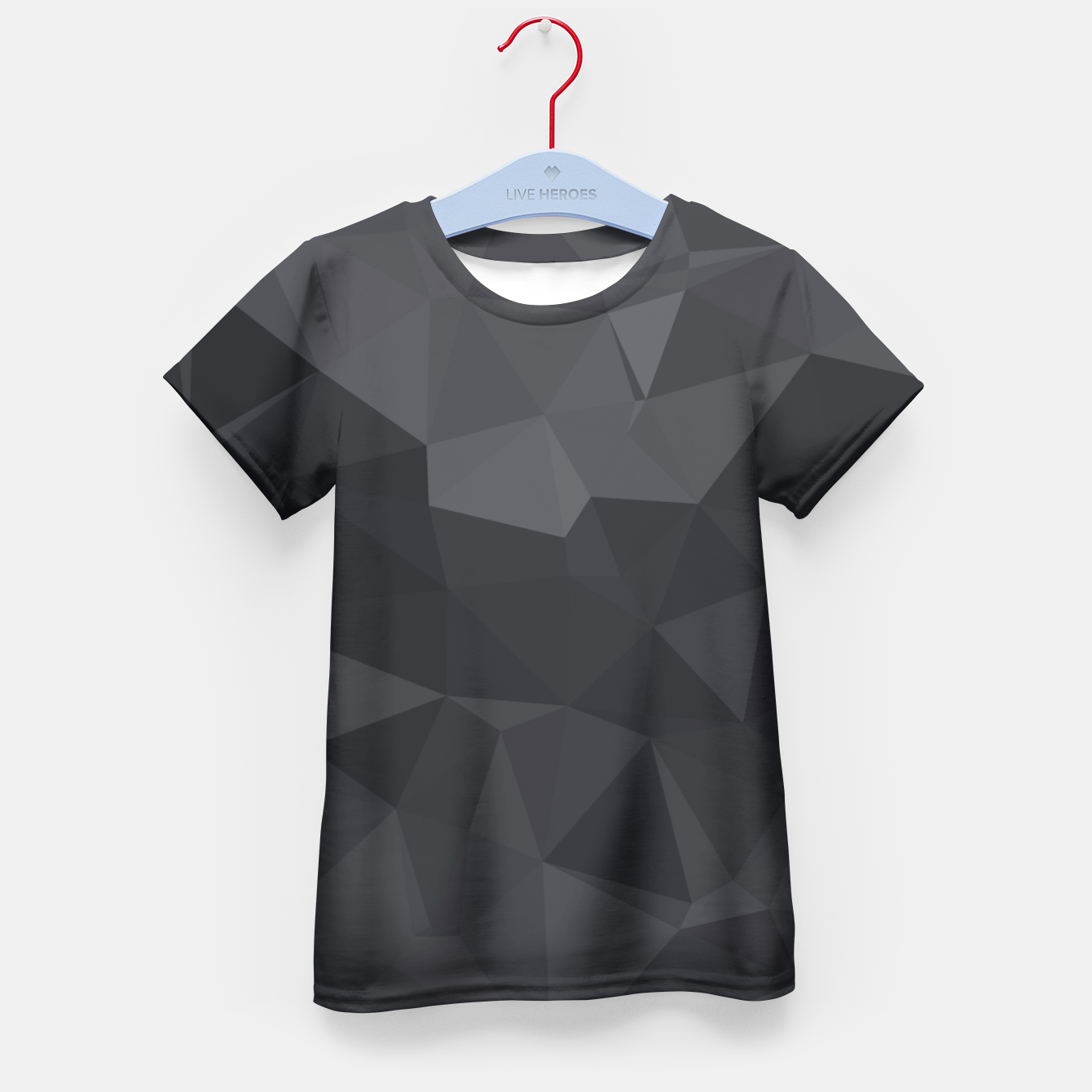 Image of Geometric BGs20 Kid's T-shirt - Live Heroes