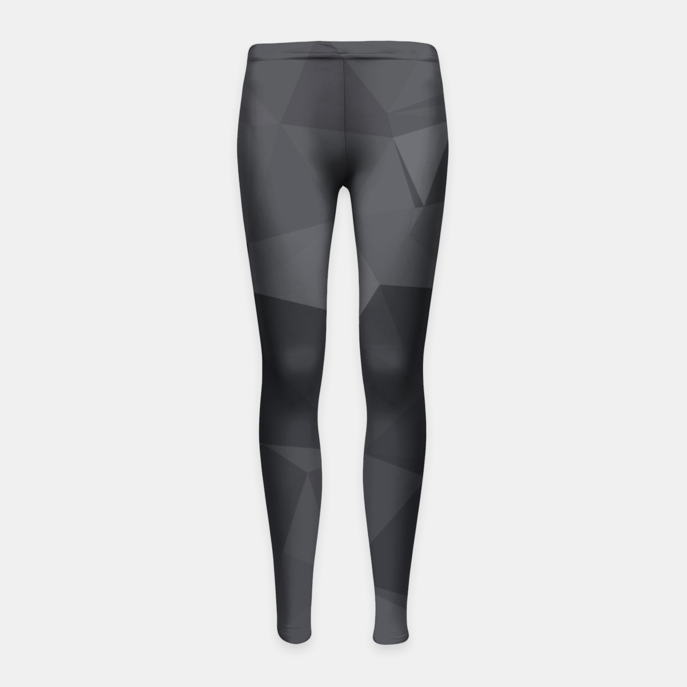 Image of Geometric BGs20 Girl's Leggings - Live Heroes