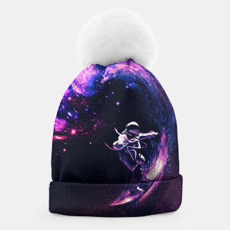 Thumbnail image of Space Surfing Beanie, Live Heroes