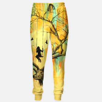 Thumbnail image of Playmate Sweatpants, Live Heroes