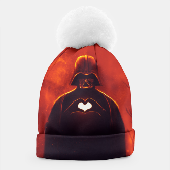 Thumbnail image of Heart Vader Beanie, Live Heroes