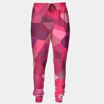 Miniatur AllRed Diamond Cotton sweatpants, Live Heroes