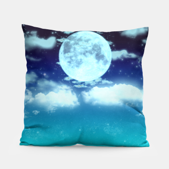 Dreamy Night Pillow thumbnail image