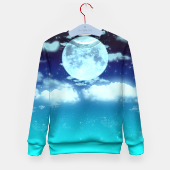 Dreamy Night Kid's Sweater thumbnail image