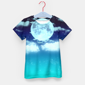 Dreamy Night Kid's T-shirt thumbnail image