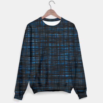 Thumbnail image of platno (blue / black) sweater, Live Heroes