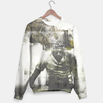 Thumbnail image of Free your mind Sweater, Live Heroes