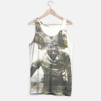 Miniature de image de Free your mind Tank Top, Live Heroes
