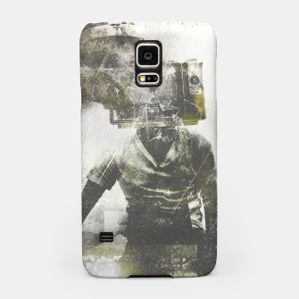 Thumbnail image of Free your mind Samsung Case, Live Heroes