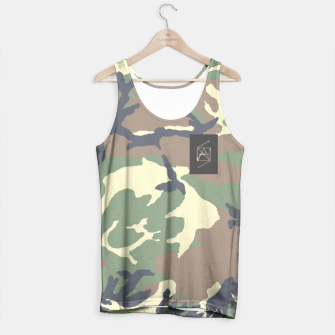 Thumbnail image of HANScamo  Tank Top, Live Heroes
