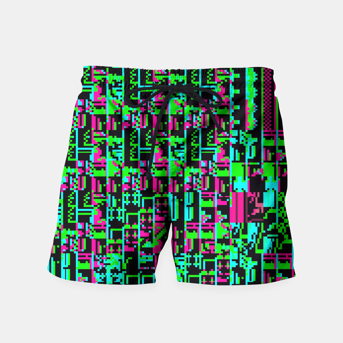 Image of NES Protocol: release the neurotoxin Swim Shorts - Live Heroes
