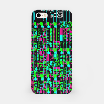 NES Protocol: release the neurotoxin iPhone Case thumbnail image