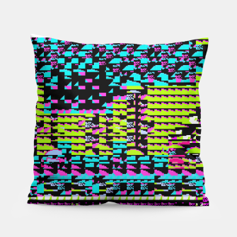 Thumbnail image of NES Protocol: MORE GREEN AND PURPLE Pillow, Live Heroes