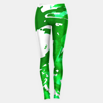 Thumbnail image of Money For Your Water, Environmental Concerns Leggings, Live Heroes