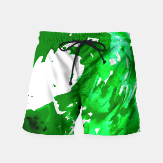 Thumbnail image of Money For Your Water, Environmental Concerns Swim Shorts, Live Heroes