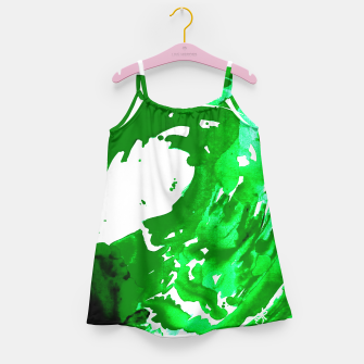 Thumbnail image of Money For Your Water, Environmental Concerns Girl's Dress, Live Heroes
