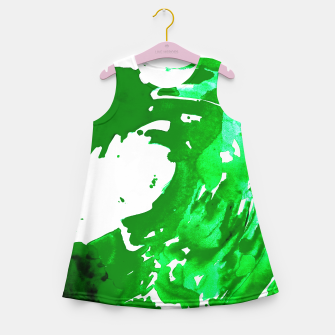 Thumbnail image of Money For Your Water, Environmental Concerns Girl's Summer Dress, Live Heroes
