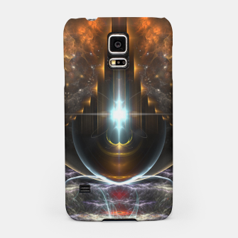 Thumbnail image of Steps To Orion Fractal Art Samsung Case, Live Heroes