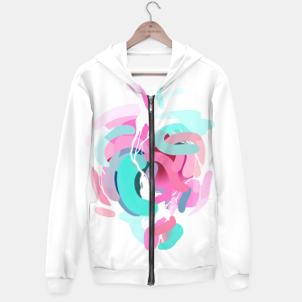 Thumbnail image of Rhythmic Contraction Hoodie, Live Heroes