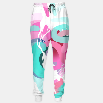 Thumbnail image of Rhythmic Contraction Sweatpants, Live Heroes