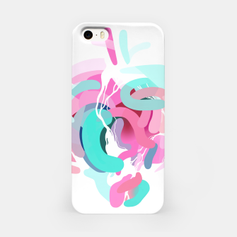 Thumbnail image of Rhythmic Contraction iPhone Case, Live Heroes