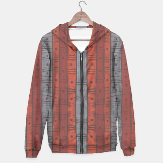 Thumbnail image of Stripes and dots Hoodie, Live Heroes