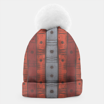 Thumbnail image of Stripes and dots Beanie, Live Heroes