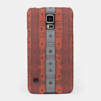 Thumbnail image of Stripes and dots Samsung Case, Live Heroes