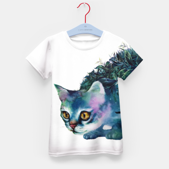 Thumbnail image of cat Kid's T-shirt, Live Heroes