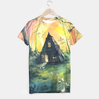 Thumbnail image of nature T-shirt, Live Heroes
