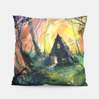 Thumbnail image of nature Pillow, Live Heroes