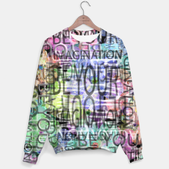 Thumbnail image of BYI Sweater, Live Heroes