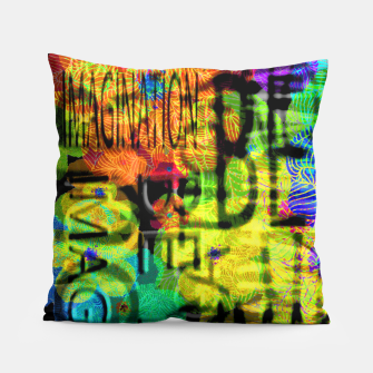 Thumbnail image of BYI Pillow, Live Heroes