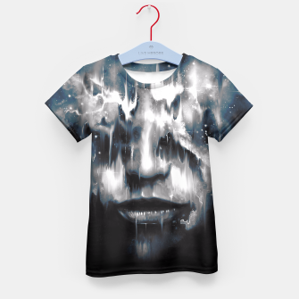 Thumbnail image of Blind Fate Kid's T-shirt, Live Heroes