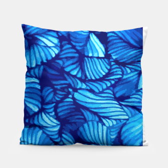 Thumbnail image of blue Pillow, Live Heroes