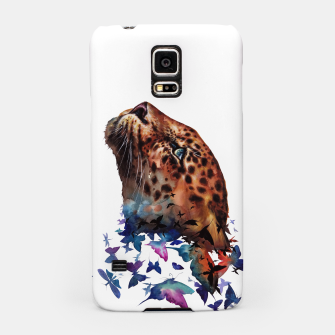 Thumbnail image of leopard Samsung Case, Live Heroes