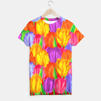 Thumbnail image of Tulip T-shirt, Live Heroes