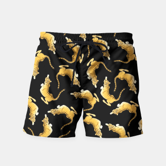 Thumbnail image of Tiger Swim Shorts, Live Heroes