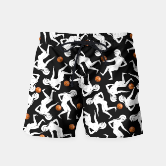 Thumbnail image of Hoplites Swim Shorts, Live Heroes