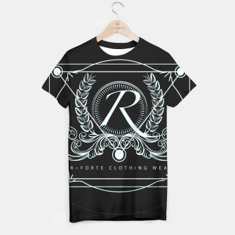 Thumbnail image of R~FORTE DESIGN T-Shirt, Live Heroes