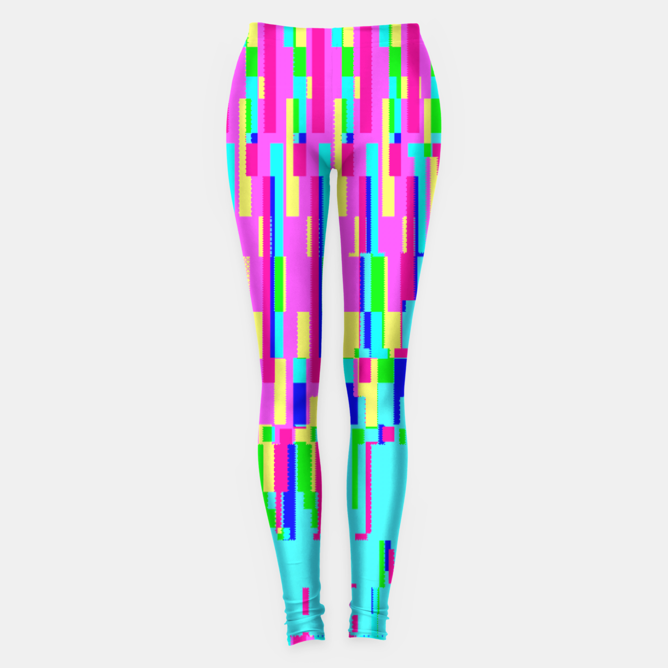 Image of Scan this! Leggings - Live Heroes