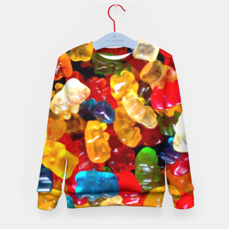 Thumbnail image of Sweets Kid's Sweater, Live Heroes
