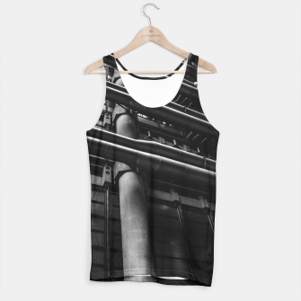 Thumbnail image of Industrial Pipes Tank Top, Live Heroes