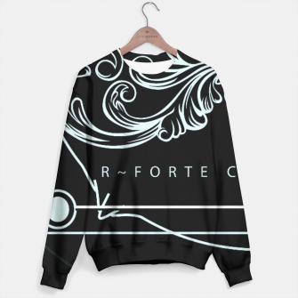 Thumbnail image of R~FORTE Sweater, Live Heroes