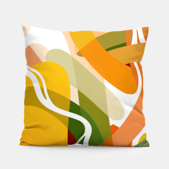 Thumbnail image of Rhythmic Dilation Pillow, Live Heroes