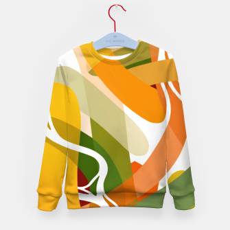 Thumbnail image of Rhythmic Dilation Kid's Sweater, Live Heroes