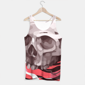 Thumbnail image of Dazed Tank Top, Live Heroes