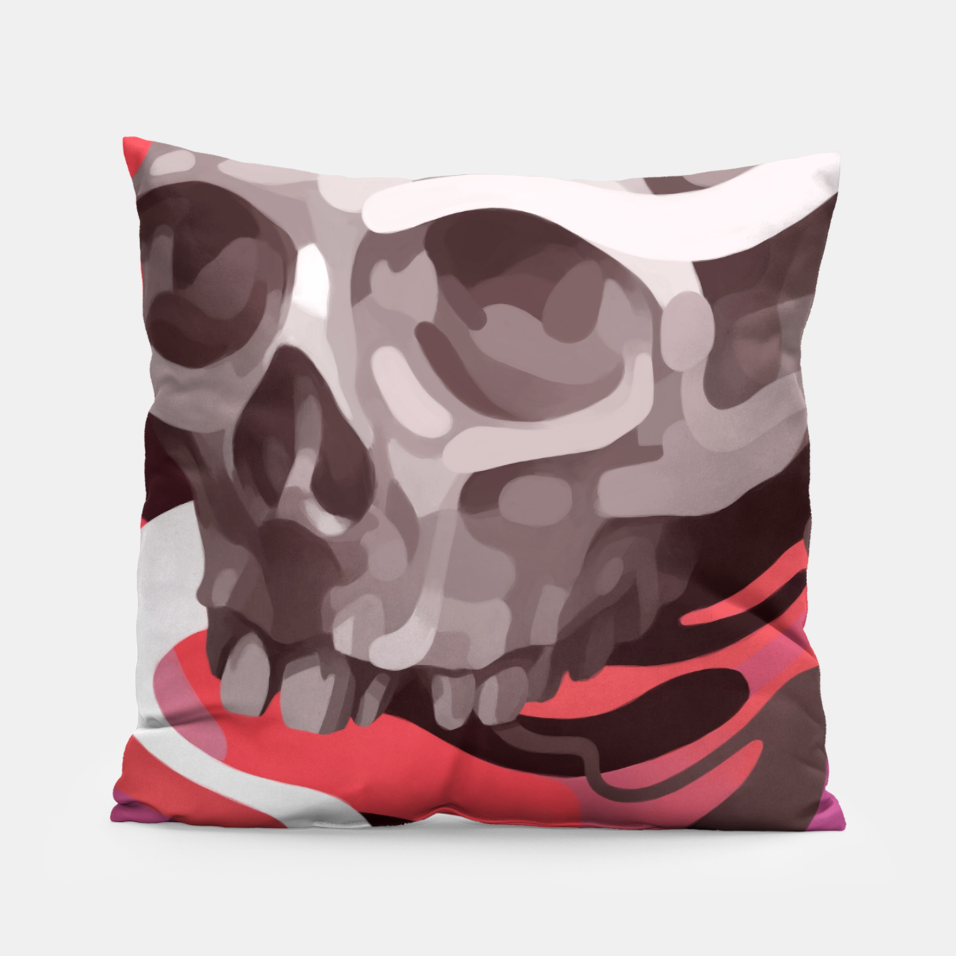 Image of Dazed Pillow - Live Heroes