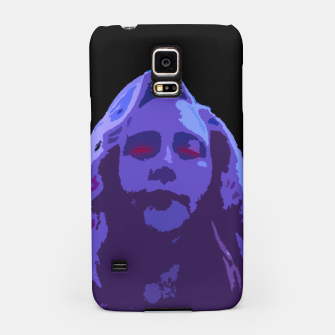 Thumbnail image of The Monster Inside Goth Pop Art Samsung Case, Live Heroes