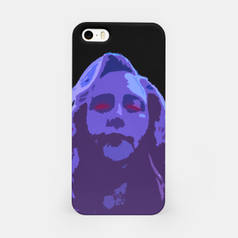 Thumbnail image of The Monster Inside Goth Pop Art iPhone Case, Live Heroes